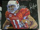 Larry Fitzgerald Rookie Cards and Autographed Memorabilia Guide 52