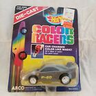 Vintage Arco Giant Hot Wheels Color Racers 1988 F 40 Ferrari NIP T01