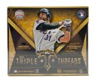 2016 Topps Triple Threads Factory Sealed Hobby Baseball Box