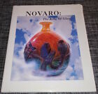 Jean Claude Novaro The King Of Glass 1996 American Fine Art Editions HC Signed