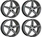 4 Alloy wheels Oxigin 21 Oxflow 9x20 ET35 5x112 TITAN for Bentley Continental