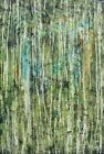 Modernist LARGE ABSTRACT PAINTING Expressionist MODERN ART CRIES NATURE FOLTZ
