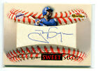 TONY GWYNN 2000 Fleer Showcase Sweet Sigs Auto Autograph Baseball Card HOF AU SP