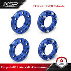 KSP 1 Wheel Spacers 6x55 1397mm 12x15 106mm Hubcentric Tacoma 4 Runner