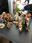 Hummel  260 Large Nativity 16 piece Set
