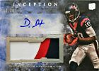 2013 Topps Inception Football Cards 53