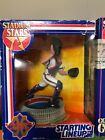 Stadium Star Starting Lineup 1996 Lot of 2 Javy Lopez and Mickey Mantle Figure