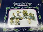 BUTTON JAR KIDS PAGEANT NATIVITY SET 10 FIGURES Christmas new in original box