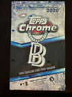 2020 Topps Chrome Ben Baller Baseball Sealed Hobby Box Online Exclusive