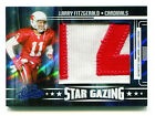 LARRY FITZGERALD 2005 Playoff Absolute Memorabilia Jumbo Game Jersey Patch 8 10