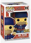 🔥 SOLD OUT Funko Pop The Simpsons Homer Mr. Plow EXCLUSIVE 910 PREORDER 🔥