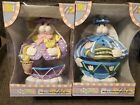 Collectible Glass Easter Bunny 2 Bunny set