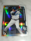 2015 Bowman Baseball Gets Twitter-Exclusive Refractors and Autographs 4