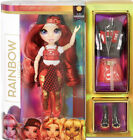 Rainbow High Ruby Anderson Doll W Outfits