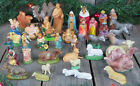 Vintage Lot Nativity Scene Figures Italy Germany Japan Hong Kong 36 Pieces