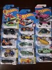 2020 Hot Wheels Regular Treasure Hunt Complete Set Of 15
