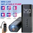 Mini Electric Pump Car Inflatable Pump Smart Inflator Electric Air Compress Bike
