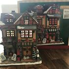 Lemax Christmas Village The Brodie Residence House Collectable Light Up
