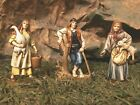 Nativity Village Shepherd Figurines for 35 Landi Presepio Figuras Pesebres