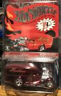 Hot Wheels 2010 Red Blown Delivery RLC Exclusive 1st Issue