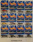1999 Hot Wheels Treasure Hunt Complete Set 1 12 Limited Edition A2