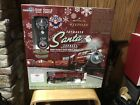 HALLMARK LIONEL TOYMAKER SANTA EXPRESS KEEPSAKE TRAIN SET