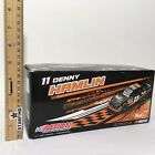 DENNY HAMLIN 2009 11 FEDEX EXPRESS TOYOTA CAMRY Black Orange DIECAST Box SEE