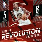 2016 17 PANINI REVOLUTION BASKETBALL HOBBY BOX