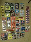 1990s Die Cast Racing Collection  NASCAR NHRA Dirt Track
