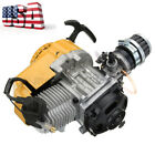 2 Stroke Pull Start Engine Motor for 49cc Pocket Mini Quad Bike Dirt Scooter