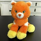 Candy Corn Kitty Cat Build A Bear Limited Edition Rare Collectible Orange Yellow