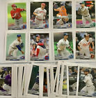 2019 Topps MLB Sticker Collection Baseball Cards 16