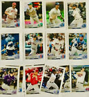 2019 Topps MLB Sticker Collection Baseball Cards 21
