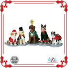 Lemax Village Collection Costumed Canines Set of 5 # 32126 by Lemax Village Coll