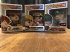 Naruto And One Punch Man Funko Pop Lot