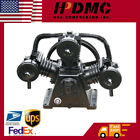 4HP115psi W Style 3 Cylinder Air Compressor Pump Motor Head Air Tool Universal