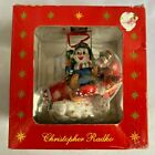 Christopher Radko Flying Frosty Ornament 2002  New in Box Never Removed from box