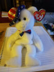 TY Beanie Baby Benjamin The Bear With Tag Retired   DOB: 2004