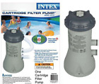 Intex 28633EG 2500 GPH Above Ground Swimming Pool Cartridge Filter Pump System