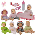 Baby Doll Clothes New Born Baby Doll Outfits for 14 15 and 16 inch Dolls Doll of