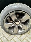 """Jeep Grand Cherokee SRT-8 Goliath Wheels 10 x 20"""" with winter tyres"""