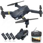 FPV Wifi Mini RC Drone With HD Camera Foldable Quadcopter Selfie Toys Foldable