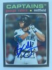 Topps to Award Collector with One-Day Corpus Christi Hooks Contract - UPDATE 21