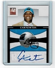 Cam Newton Rookie Cards Checklist and Autographed Memorabilia Guide 10