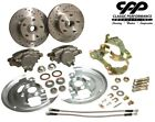 1967 69 Chevy Camaro Pontiac Firebird Stock Spindle Disc Brake Component Kit
