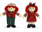 Raggedy Ann and Andy Classic 16 Love is Timeless Raggedy Ann and Andy Dolls