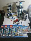 Lego 60141 City Police Station retired very near complete instruction super COOL