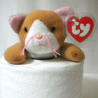 """Authentic Rare """"Nip"""" White Belly/Face Beanie Baby """"OLD FACE"""".4003 Pristine"""