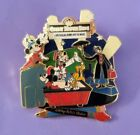 Disney Pin Great Movie ride On With The Show Event Artist Choice LE 3500 HTF