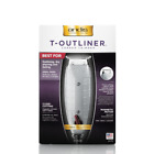 Andis Professional T Outliner Beard Hair Trimmer with T Blade 04710